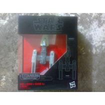 Star Wars Titanium Y Wing