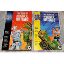 Guias De Trucos Para Nintendo Nes Muy Dificiles De Conseguir