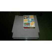 3 In Mario Bros/ Duck Hunt/ World Class Track Nes