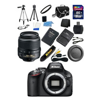 Camara Nikon D5100 Incluye Kit Completisimo 18-55mm Oferta