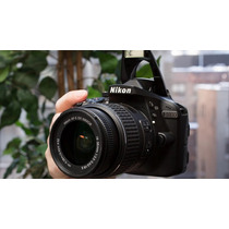 Camara Nikon D3300 Kit 18-55mm 24.2 Mp Full Hd Envio Gratis!