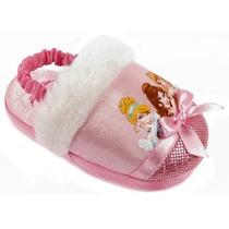 Pantuflas Disney Princesas Niña