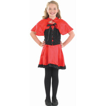 Caperucita Roja Disfraz - Niños Niños Chicas Xlarge 10-12