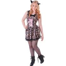 Disfraz Leopardo - Chicas Adolescentes Cutie Animal Felino G