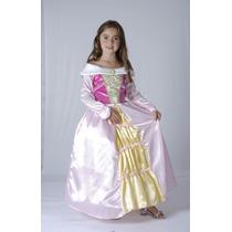 La Bella Durmiente Traje - Niñas Niños Princesa Medio