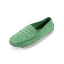 Zapatos Verdes Tod