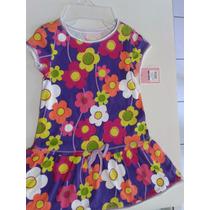 Vestido Para Niña Talla 2t (2 Años)