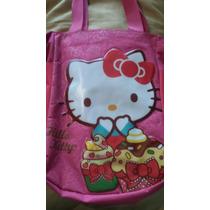 Bolsa Tote Hello Kitty