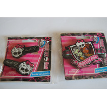 Monster High Broches Para El Cabello !! Mdn