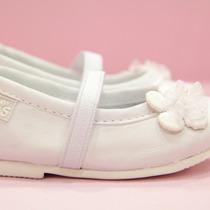 Zapato Piel Niña Mod: 0232