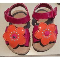 Vendo Hermosos Zapatos Gymboree Para Bebe Niña Usados