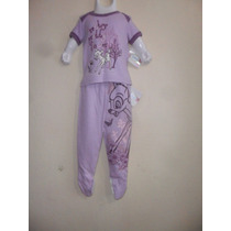 Conjunto 2piezas Blusa Y Pantalon Bebe- Niñas Bamby Disnney.