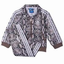 Conjunto Pants Sudadera Firebird Serpient Bebe Adidas Ab1835