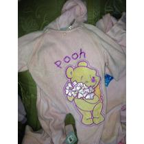 Mameluco Disney Winnie Pooh Talla6 Meses ,calientito
