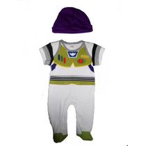 Mameluco Disfraz Bebe Buzz Lightyear Toy Story Disney Baby
