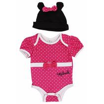 Pañalero Disfraz Bebe Minnie Mouse * Disney Baby Original *