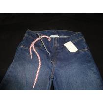 Pantalon Mezclilla Para Niña Talla 8