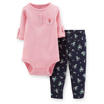 Set De Pantalon Y Blusa Manga Larga Carters