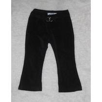 California Concepts Moderno Pantalón Negro Nena Talla 3 Años