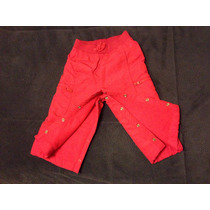 Pantalón Baby Gap! Niña. Para Frío Y Fácil Cambio De Pañal!