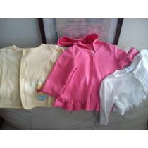 Lote Suéter Ligeros Para Niña 3-6 Mss Ralph Disney Okie