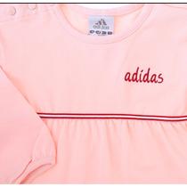Adidas Playera Bebe Blusa Tierna Hermosa Niña18 M Princesa.
