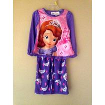 Pijama Blusa Pantalón Princesa Sofia Disney T3 Envio Gratis