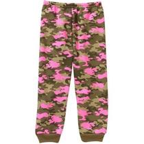 Pans Camuflaje Militar Rosa Para Niña Talla 3 Envio Gratis