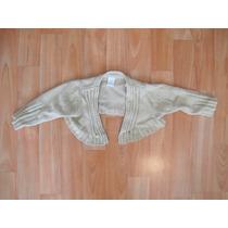 Vendo Suéter Bolerito Para Bebé Niña 12-18 Meses Seminuevo