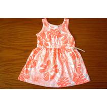 Hermosos Vestidos Carters 24 Meses( 2t) Niña
