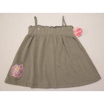 Vestido Para Niña Bebe De Tirantes Disney Princesas 3 Años