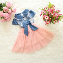 Vestidos Niña Verano Tallas 1 2 3
