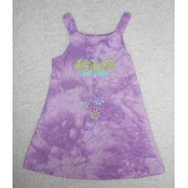 Kid Connection! Vestidito Color Lila Libelula, Batik, 3 Años
