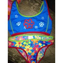 Bikini Marca Maxima Talla8-10años