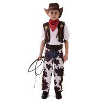 Vaquero Traje - Niños Niños Occidental Del Vestido De Lujo