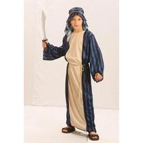 Pastor Traje - Mediano Niños Árabe Aladin Vestido De Lujo