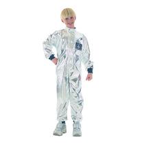 Astronauta Traje - Niños Niños Spaceman Vestido De Lujo