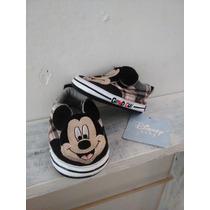 Zapatitos Para Bebe De Mickey Mouse Disney Baby 9-12meses
