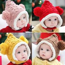 Gorrito Para Bebes Niños Niñas Orejas Gato Diablo Gorro Kpop