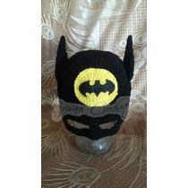 Gorro Tejido Batman