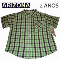 Camisa 2 Anos Nino Cuadros Preciazo De Macys Arizona Padrisi