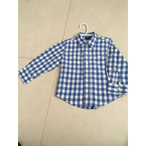 Camisa Talla 2 Años . 100 % Algodon . Baby Gap. Ropa America