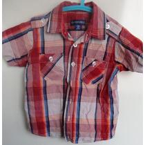 3 Camisas Bebe Niño Baby Weekend Gap Get It Charters