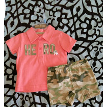 Conjunto 2 Piezas 3-6 Meses Child Of Mine Carters Audreykids