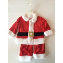 Trajecito De Santa Claus Para Bebe
