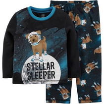 Pijama Conjunto Camisa Pantalon Carters Talla 3 Envio Gratis