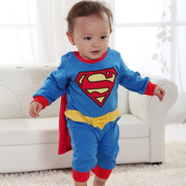 Taboö Kid - Disfraz Superman Bebé Capa Desmontable - 172