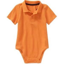 Pañalero Americano Camisa Niño Talla 12 Meses Envio Gratis