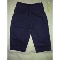 Pantalon Para Niño-bebe C/resorte Y Bolsas