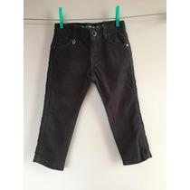 .·:*¨¨*:·.pantaloncito De Pana Gris Chicco 2 Años.·:*¨¨*:·.